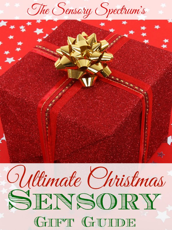 Ultimate Christmas Sensory Gift Guide from The Sensory Spectrum