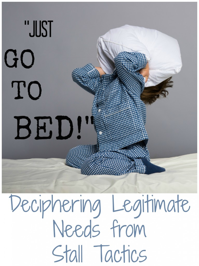 Common Sensory Needs that Show Up at Bedtime