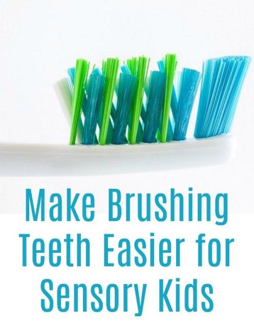 Make Brushing Teeth Easier for Sensory Kids
