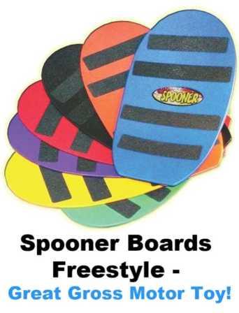 Spooner Boards Freestyle (Gross Motor Toys)