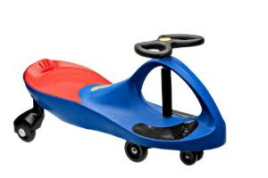 PlasmaCar Blue - Awesome gross motor toy