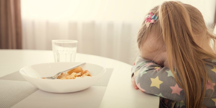 More Than Picky Eating: Kids with a serious aversion to many foods may need help to overcome avoidance