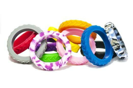 Tread Bangle Chew Bracelet (Oral Sensory Tool)