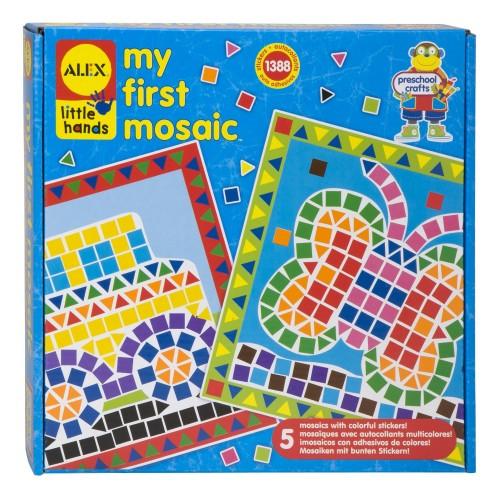 ALEX Toys My First Mosaic (Fine Motor Toys)