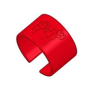 Tactile Tiger Chewable Armband (Oral Sensory Tool)