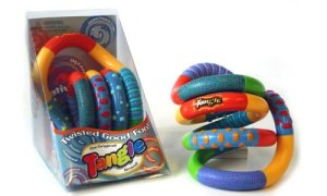 Tangle Creations Original Textured Tangle Fidget (Tactile Sensory Toys)
