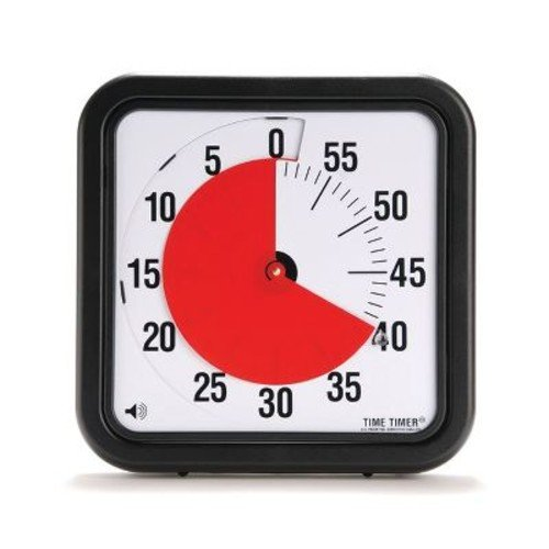Visual Timers - great for kids who have a hard time with transitions