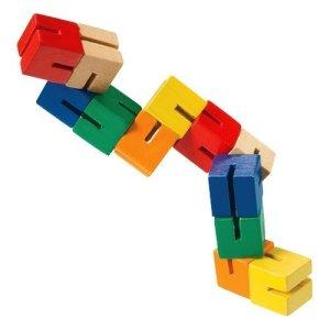 Toysmith Wood Fidget Puzzle (Tactile Toys)