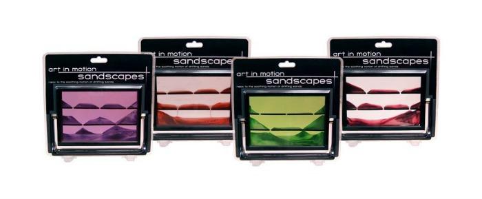Frame Sandscapes (Visual Sensory Toy)