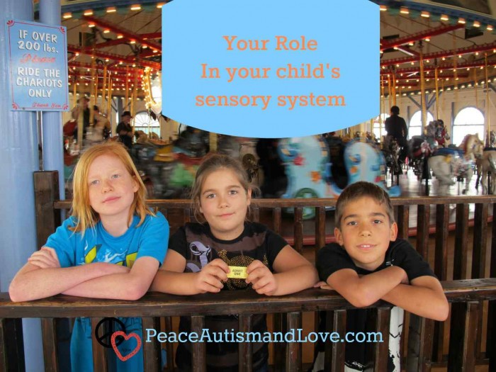 Your Role In Your Child's Sensory Development
