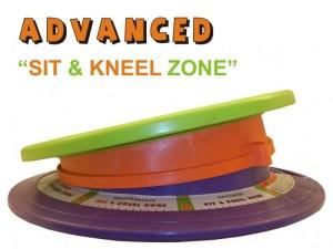 Dizzy Disc Jr. (Vestibular Toys)
