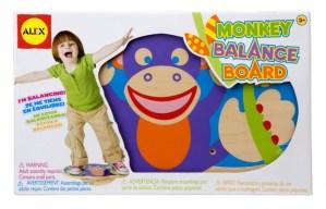 ALEX Toys Monkey Balance Board (Vestibular Toys)