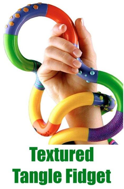 Tangle Creations Original Textured Tangle Fidget (Tactile Toys)