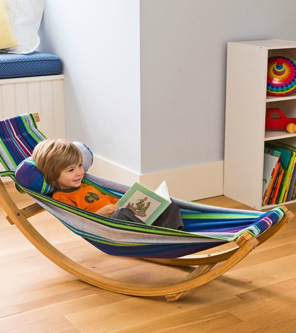 Rocking Hammock for Kids | The Sensory Spectrum