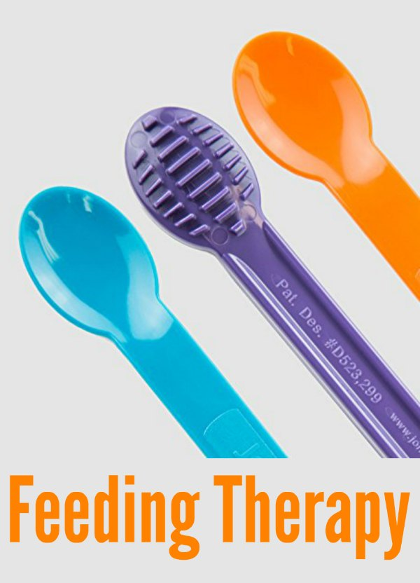 Therapeutic Small Textured Spoons (Oral Sensory Tools)