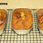 These Cake Mix Sunrise Cinnamon Loaves are perfect for breakfast, brunch or even dessert. Making this quick bread is easy and it is perfect to pop an extra loaf in the freezer to have later.
