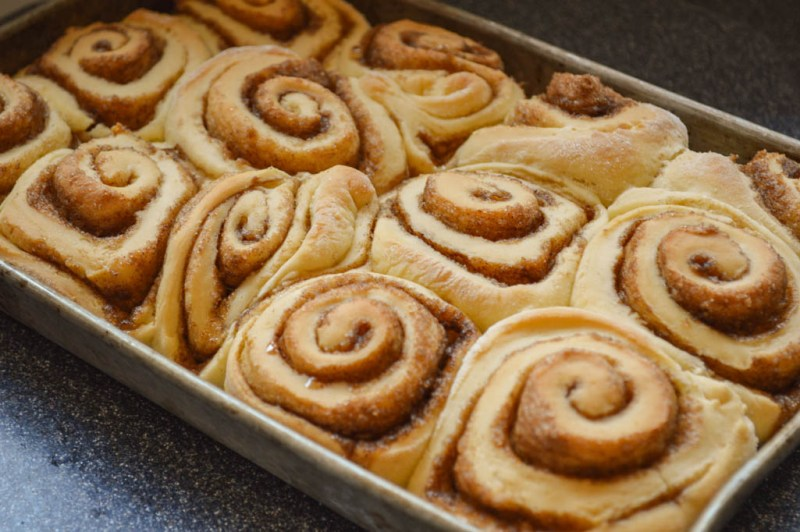Cake Mix Cinnamon Rolls Cake Mix Cinnamon Rolls Recipe