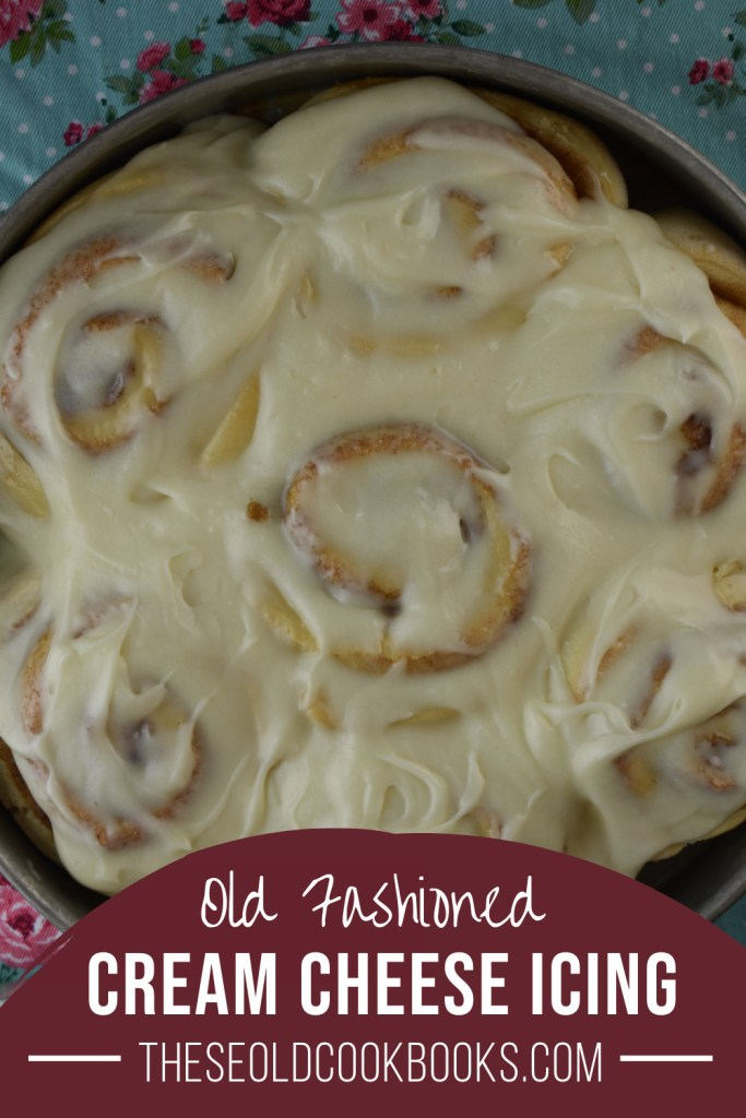 This Cream Cheese Frosting is perfect for almost any baked good, including cinnamon rolls, carrot cake and even graham crackers. You can not go wrong with a good homemade cream cheese icing when you are looking to top your favorite sweets.