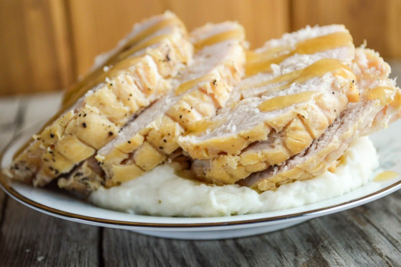 Crock Pot Turkey Breast Recipe With Boneless Frozen Turkey Breast