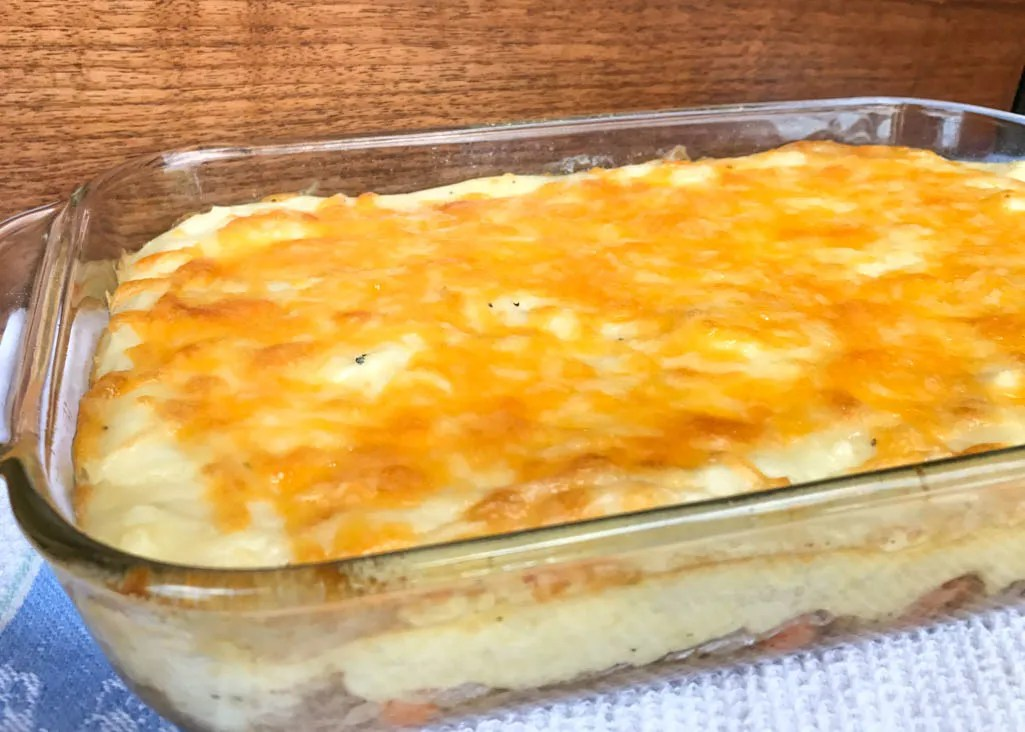 Easy Shepherd S Pie Recipe Using Pre Cooked Mashed Potatoes