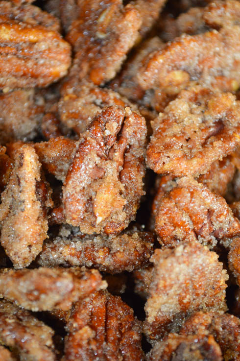 Ever wanted to make those sweet, crunchy nuts that are a staple at mall kiosks across the country? Look no farther than our Cinnamon Glazed Nuts (pecans)!