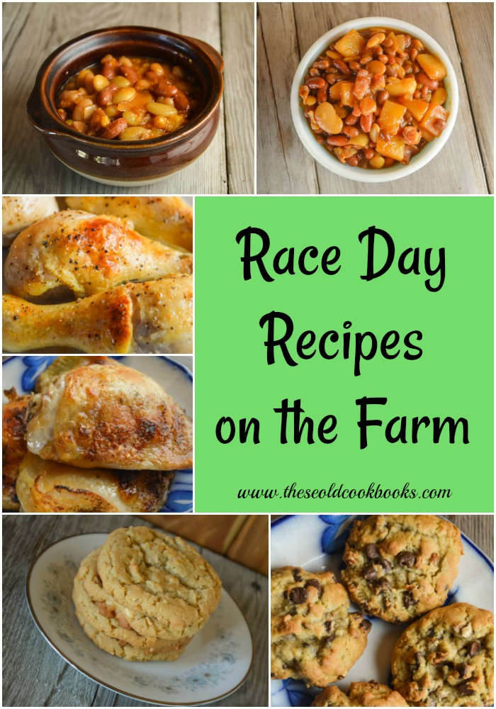 May has a special place in our hearts. Not only is May the beginning of the growing season on the farm, but also the Indy 500 is ran less than an hour from us. Since it is a busy time for our family, we don't usually get to the Indy 500 so we are sharing our favorite Race Day Recipes from the Farm.