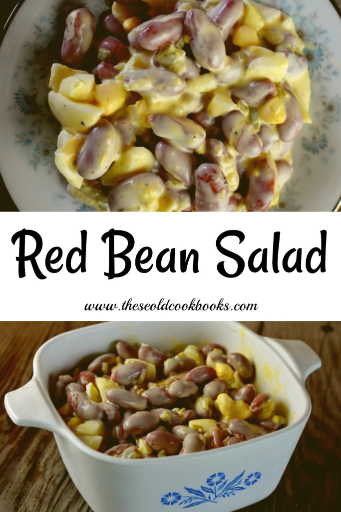 Do you need a quick side dish for a summer cookout? Try this Red Bean Salad that can be pulled together quickly with just a few simple ingredients.