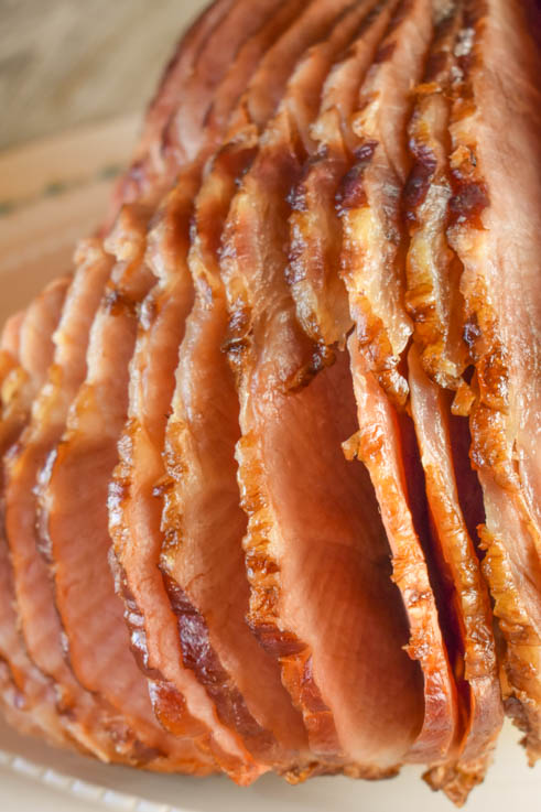 3-Ingredient Crock Pot Spiral Ham is the perfect dish to please everyone at your dinner table.