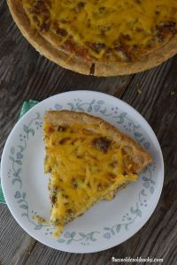 Cheeseburger Quiche is a winning recipe for the entire family. With the flavors of a classic cheeseburger, it's a great play on your favorite sandwich.