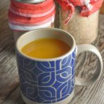 Friendship Tea made with 5 simple ingredients, and the flavor is a delicious spiced orange.