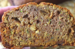 Looking for a new alternative to classic zucchini bread? Our Caramel Zucchini bread is loaded with caramel chips and Stroopwafels--crisp waffle cookies filled with caramel sauce. This recipe takes zucchini bread to a whole new level.