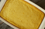 Sweet Corn Casserole is a classic side dish recipe that the entire family will love.  Jiffy Cornbread mix is the base of this creamy casserole, and the addition of honey takes this tasty dish from good to great.