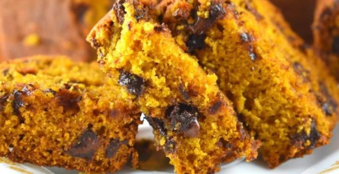 Grandma's Pumpkin Bread – A Moist Pumpkin Bread Recipe (with nuts, raisins or chocolate chips)
