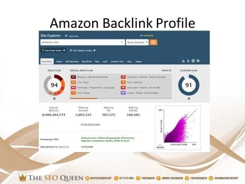 Amazon Link Profile