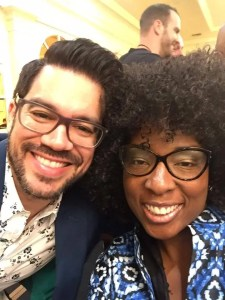 Tai Lopez and Zhe Scott