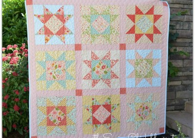 Sweet Baby Stars Quilt