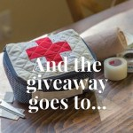 ferryquilts Congratulations!! You won a copy of Crafty Little Thingshellip