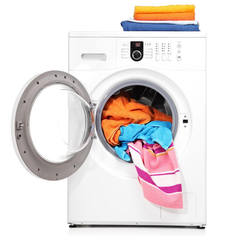 How to clean your HE washing machine on Washing Machine  id=67954