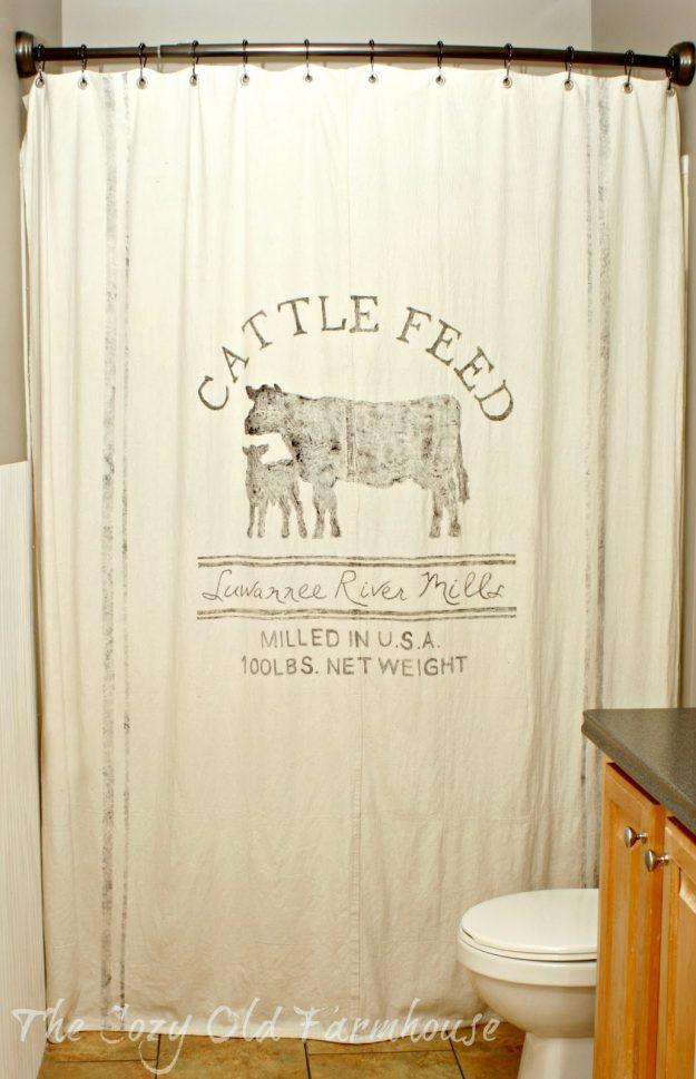 farmhouse bathroom update ideas on a