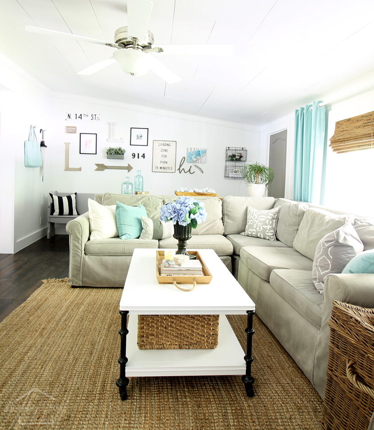 The Six Best FARMHOUSE DECOR Daily Deal Sites on Curtains For Farmhouse Living Room  id=47636