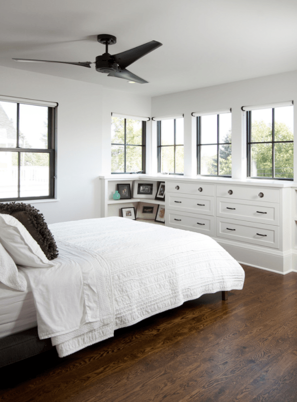 Unique Bedroom Window Treatment Ideas The Shade Store