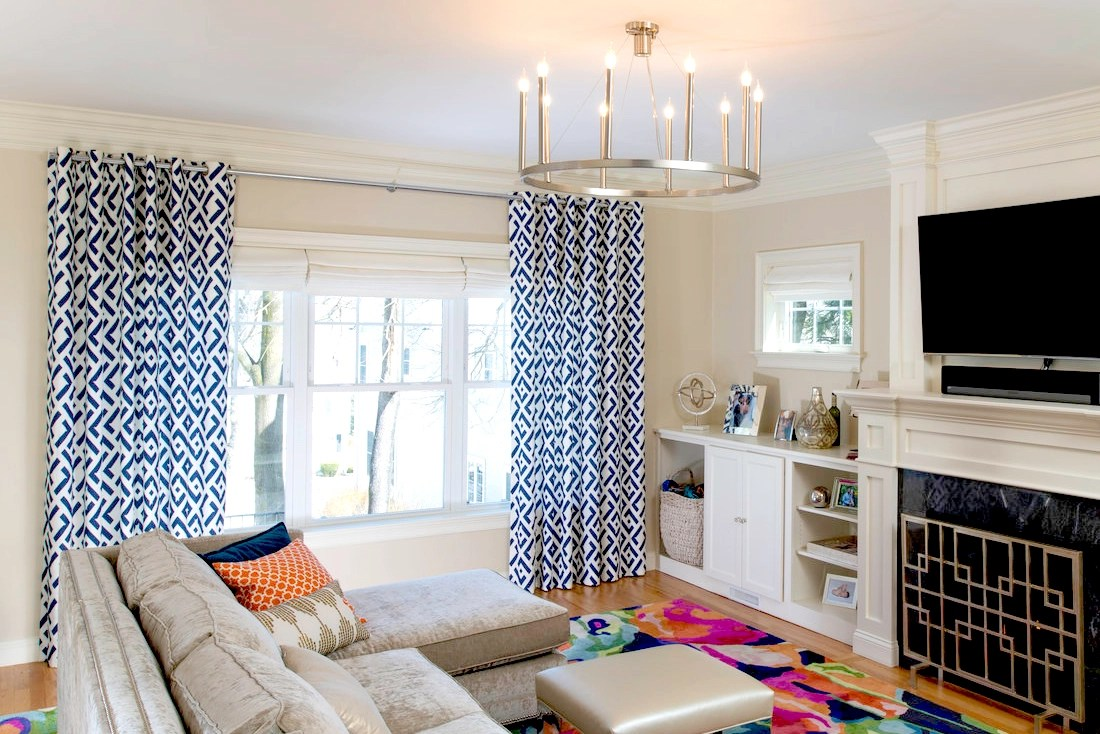 Drapes Archives - Page 3 of 13 - The Shade Store on Living Room Drapes Ideas  id=40566
