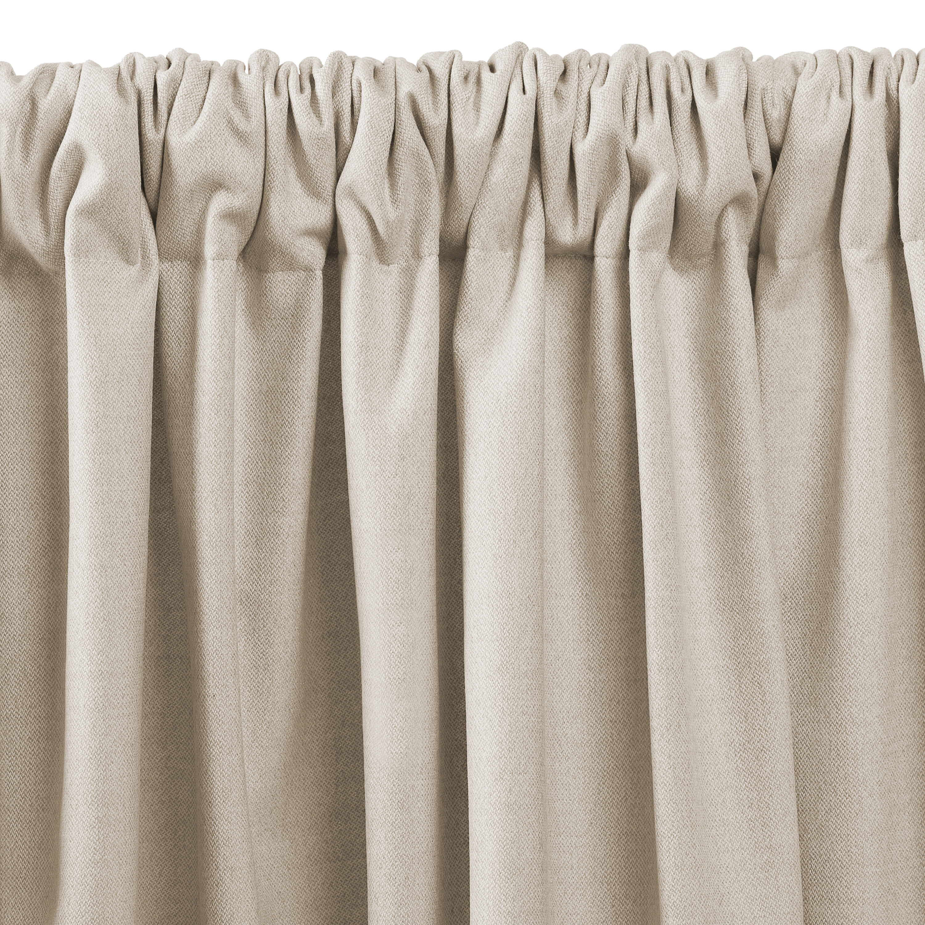 different types of drapery styles