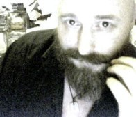 Warren Ellis casting a benevolent eye on his creation circa 2006.