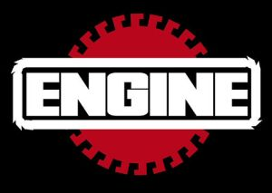 The Engine logo by Brian Wood