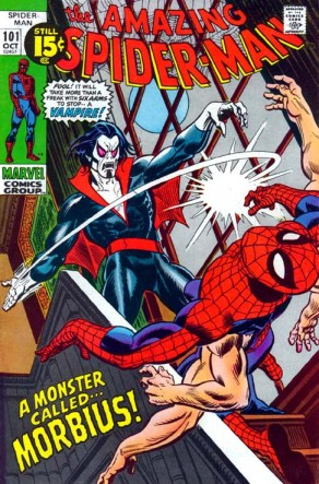 Oh right. Spider-Man once had six arms. That happened.