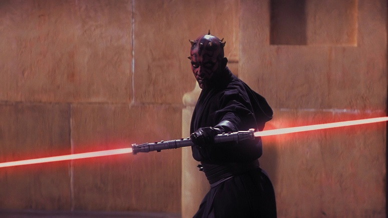 Star Wars The Phantom Menace Darth Maul
