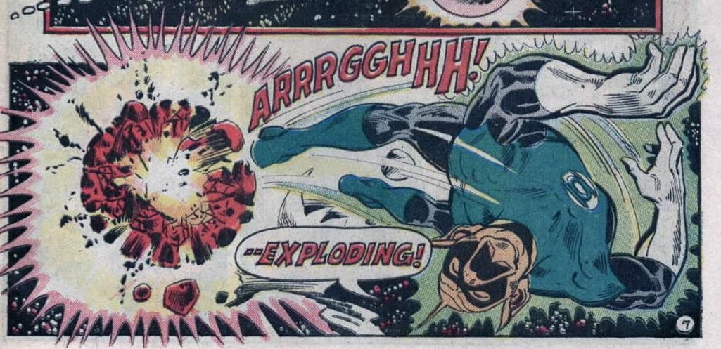 Krypton Season Two Green Lanterns