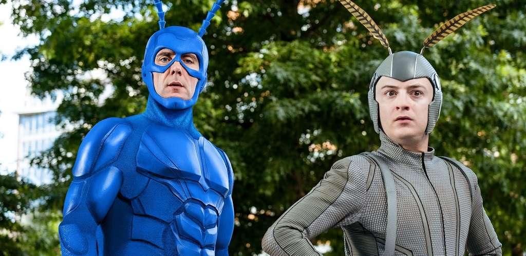 Comic Book Shows: The Tick