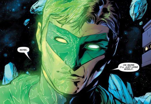 green lantern krona's gauntlet